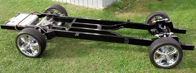 1948 - 1959 Chevrolet / GMC Truck Chassis