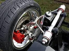 1953-1962 C1 Corvette Chassis