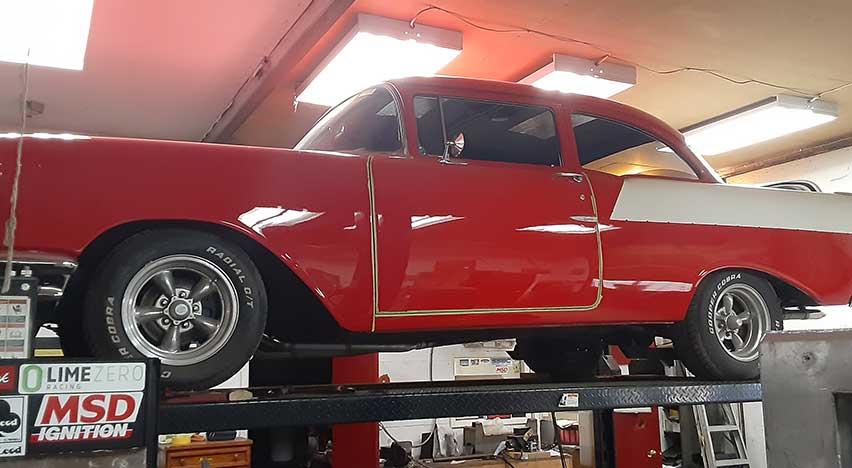 1957-Chevy-2-Door-Post