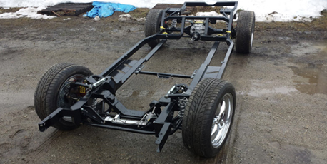 1964 - 1972 GM A-Body Chassis